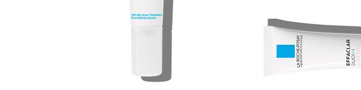 La Roche Posay acne effaclar range page top