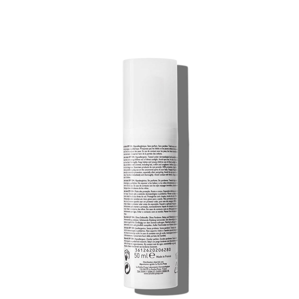 La Roche Posay ProductPage Sun Anthelios Dermo Pediatrics Spf50 50ml 3