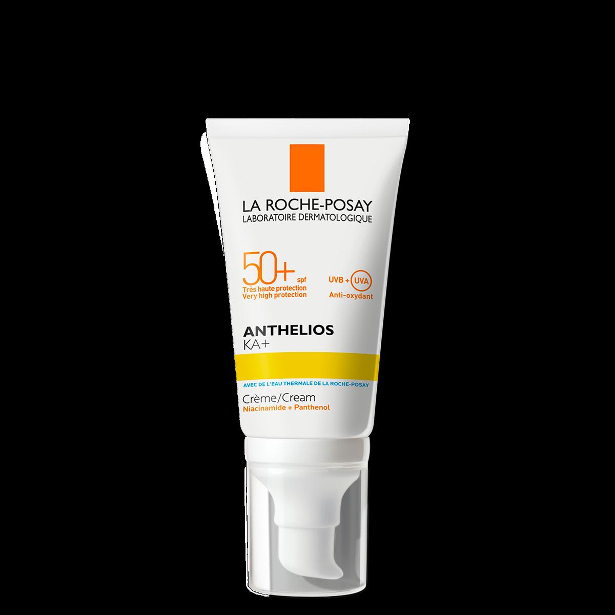 La Roche Posay ProductPage Sun Anthelios KA SPF50 50ml 3337875650786 F