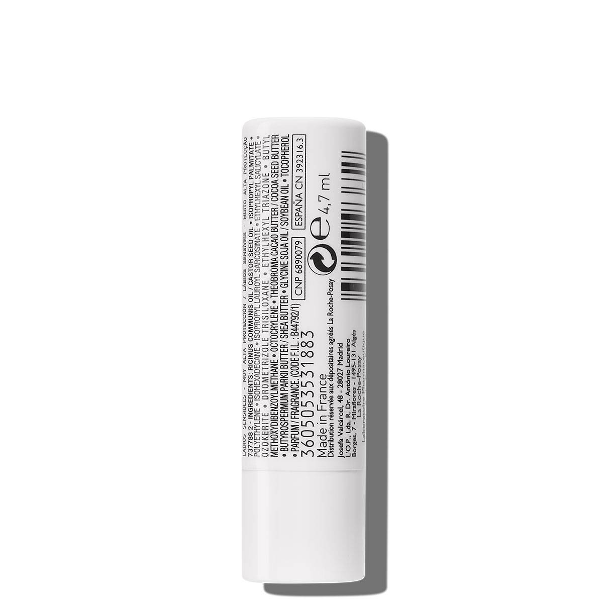 La Roche Posay ProductPage Sun Anthelios XL Lips Stick Spf50 Sensitive