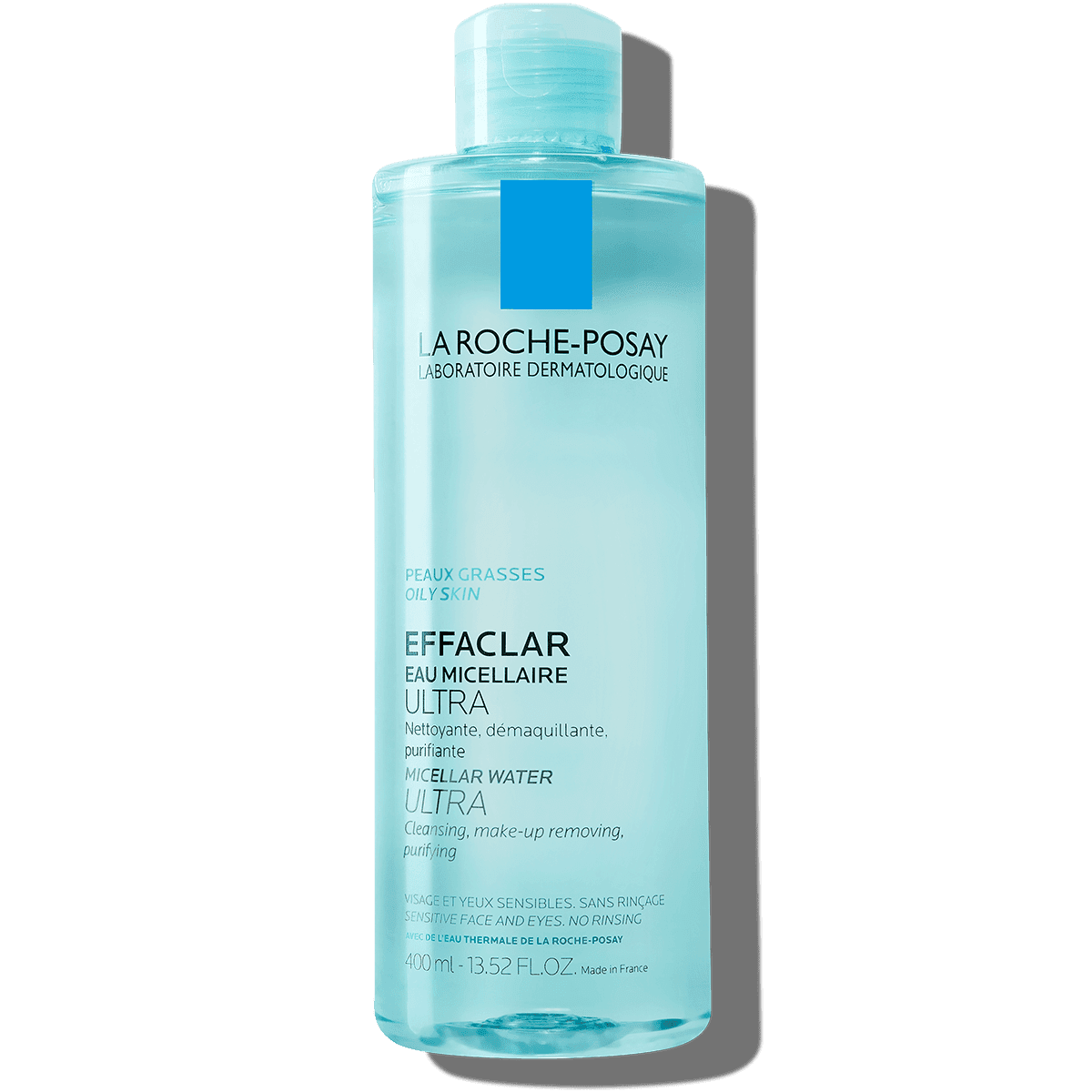 La Roche Posay Face Cleanser Effaclar Micellar Water Ultra 400ml 33378