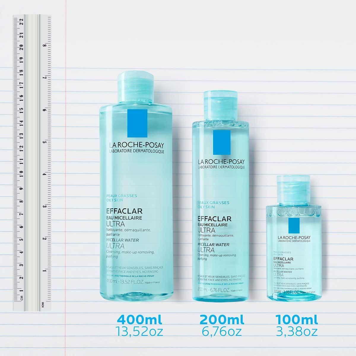 La Roche Posay ProductPage Acne Effaclar Micellar Family 3337872412516