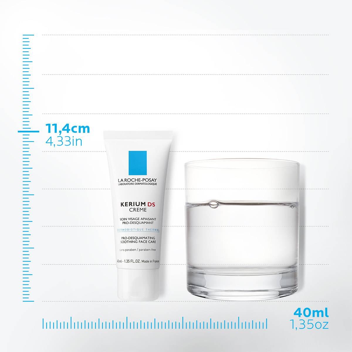 La Roche Posay ProductPage Kerium DS Face Cream 40ml 3337872411793