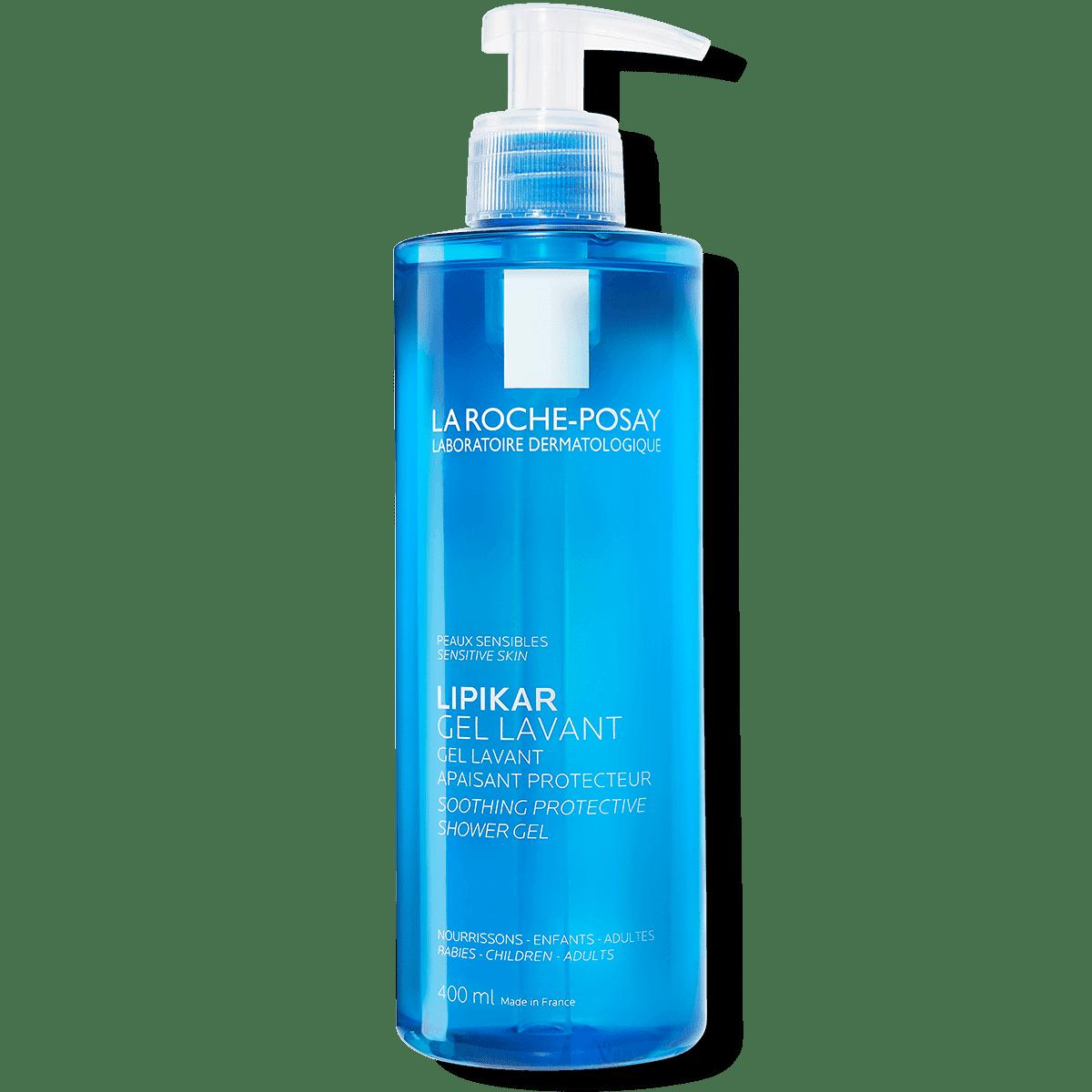 La Roche Posay Body Cleanser Lipikar Gel Lavant 400ml 3337872418785 Fr